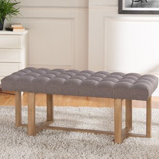 One Allium Way Ophion Upholstered Bench