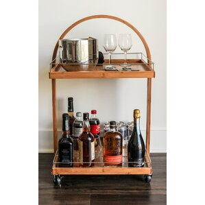 Chantay Bar Cart by World Menagerie