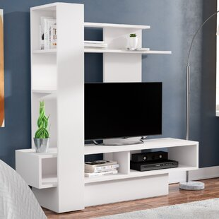 Affordable Price Maloy 55.1 Entertainment Center by Brayden Studio Reviews (2019) & Buyer's Guide