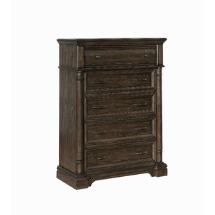 Steffens 5 Drawer Chest by Gracie Oaks