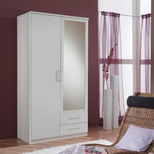 Linares 2 Door Wardrobe By Wrought Studio