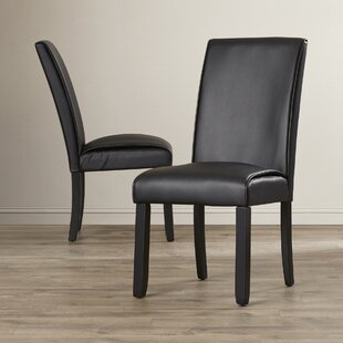 Gabriella Parsons Chair (Set of 2) Latitude Run