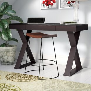 Read Reviews Baillie Campaign Writing Desk By Zipcode Design