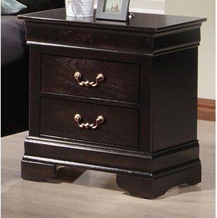 Sexton 2 Drawer Nightstand