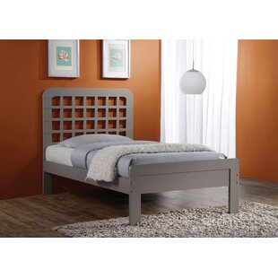 Athey Panel Bed by Ebern Designs