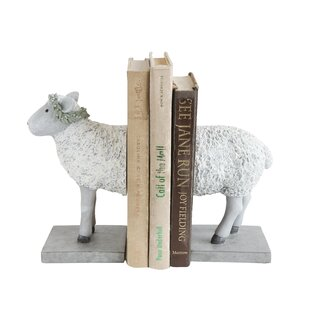 Sheep Bookends (Set of 2)
