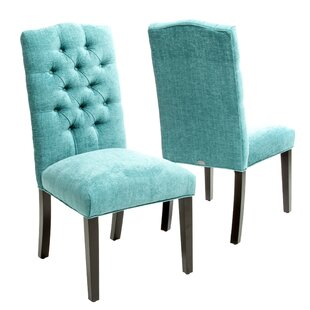 Alexis Parsons Chair (Set of 2) by Latitu..