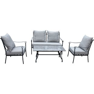 Huneycutt 4 Seater Sofa Set By Sol 72 Outdoor