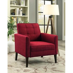 Rosemarie Armchair by Charlton Home
