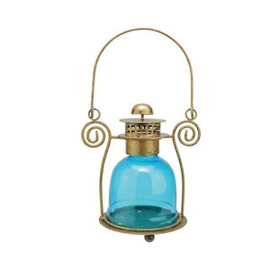 Glass Lantern by Northlight Seasonal