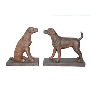 Strikingly Idea Bird Bookends. Dog Bookends Letter  Wayfair