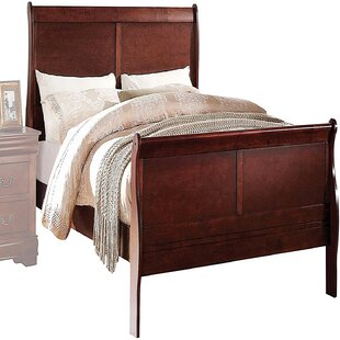 Danah Low Profile Sleigh Bed