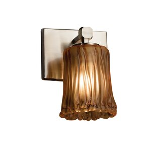 Kelli 1-Light Armed Sconce by Darby Home Co