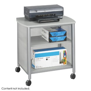 Printer Stand With Shelf By Symple Stuff