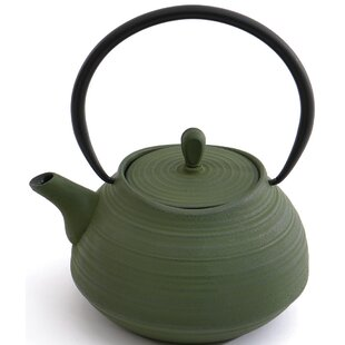 1.2 qt. Cast Iron Teapot