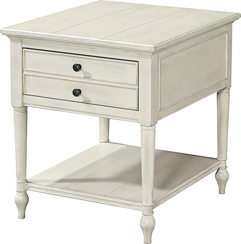 Causey Park End Table With Storage