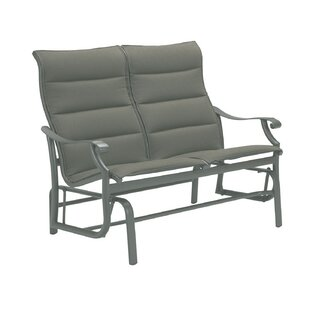 Montreux Padded Sling Loveseat with Cushions