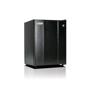 Safe Plug 2.5 cu. ft. Compact Refrigerator