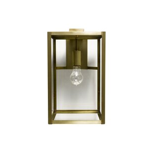 Escamilla Outdoor Wall Lantern