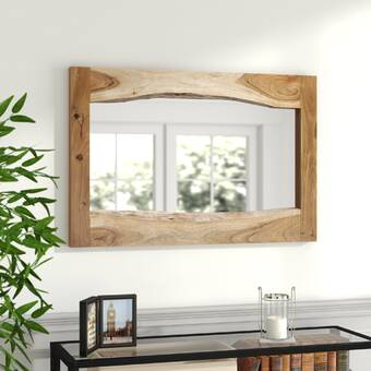 Union Rustic Camden Traditional Full Length Mirror Reviews Wayfair