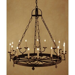 Laura Lee Designs Ellington 16-Light Chandelier