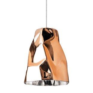 Tech Lighting Zuri 1-Light Cone Pendant