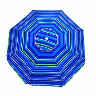 Gagner Wind Resistant 7.5' Beach Umbrella