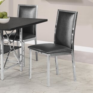 Find Bramble Side Chair (Set of 2) by Orren Ellis Reviews (2019) & Buyer's Guide