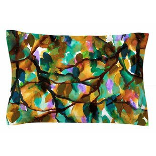 Ebi Emporium 'By Any Other Name 5' Watercolor Sham