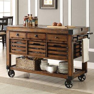 Lydd Kitchen Cart by Williston Forge