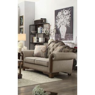 Palmyre Loveseat by One Allium Way