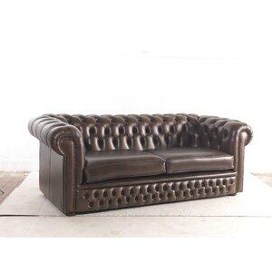 Sofa Gaillarde aus Echtleder von LoftDesigns