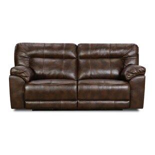 Faux Leather Pocket Coil Sofa Wayfair