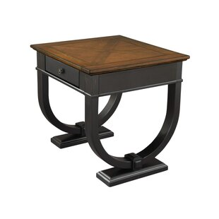 Voight Classic End Table by Gracie Oaks