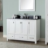 Poyen 49 Single Bathroom Vanity Set by Charlton Home®
