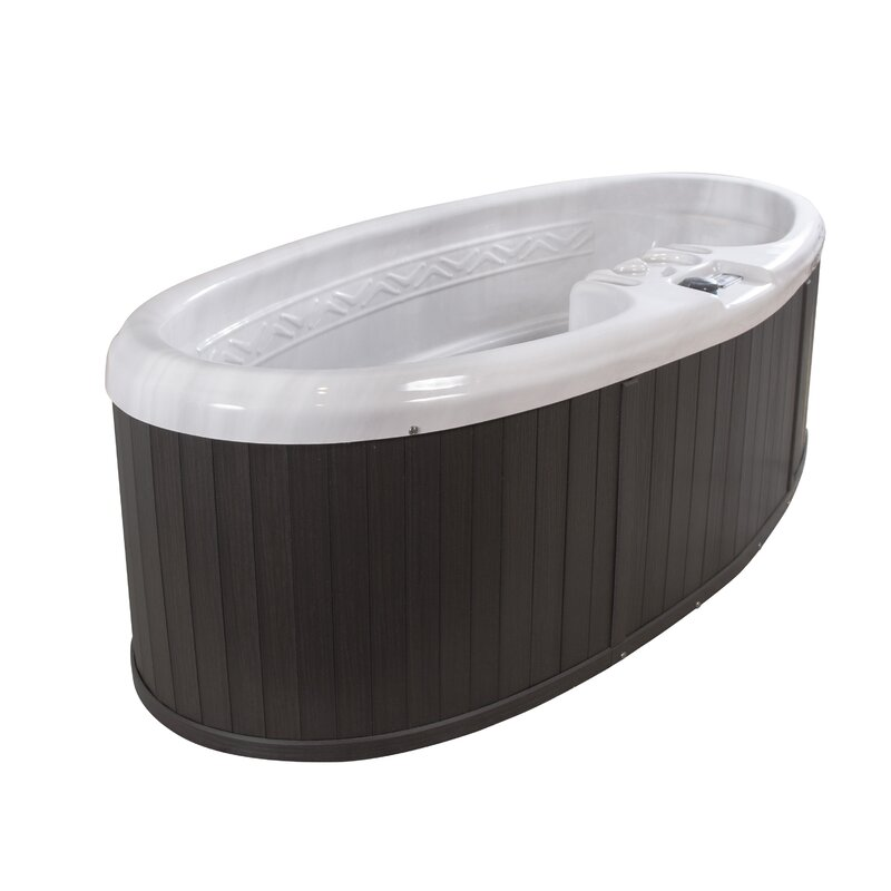 Cordoba 2 Person Hot Tub 16-Jet Plug and Play