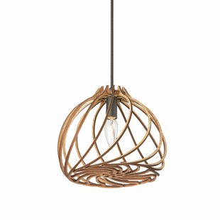 Union Rustic Mcallister 1-Light Lantern Pendant