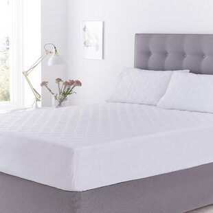 Hypoallergenic And Waterproof Mattress Protector By Silentnight