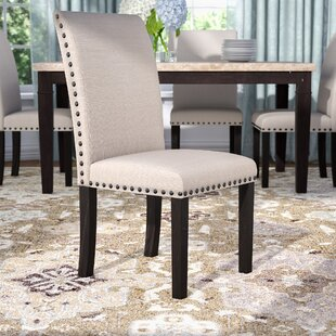 Farrier Upholstered Dining Chair (Set of ..