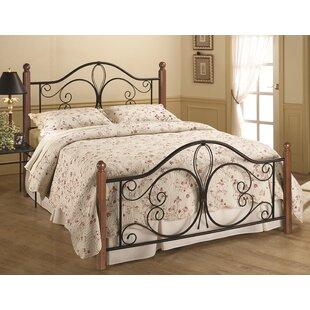 Anzilotti Panel Bed by Fleur De Lis Living
