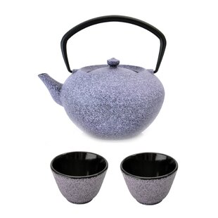 Studio 3 Piece Cast Iron Tea Set