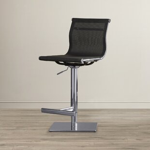 Walton Adjustable Height Bar Stool