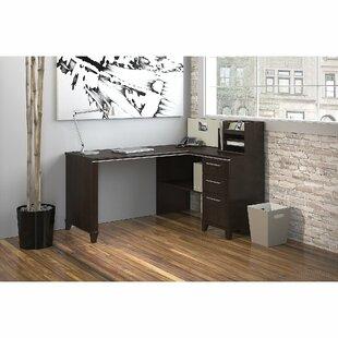 Compare Enterprise Executive Desk with Hutch ByBush Business Furniture