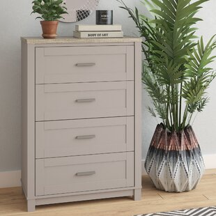 Palmerston 4 Drawer Chest By August Grove