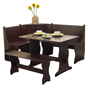 Delano 3 Piece Dining Set