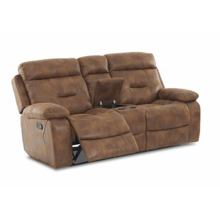 Price comparison Russel Reclining Loveseat by Charlton Home Reviews (2019) & Buyer's Guide
