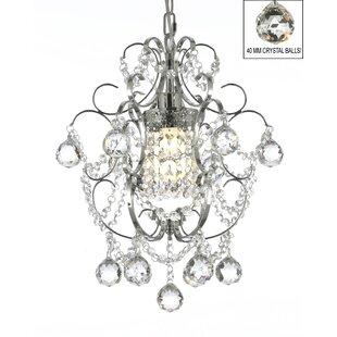 Willa Arlo Interiors Whisenhunt 1-Light Lantern Pendant
