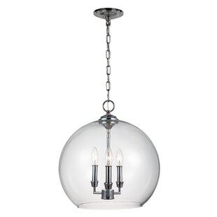 Darby Home Co Harlan 3-Light Pendant