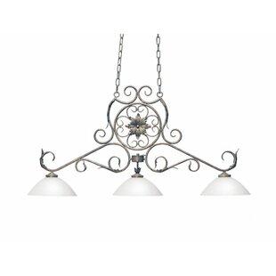 2nd Ave Design Christabel 3-Light Pendant