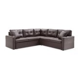 Waverly Hall 152 Symmetrical Sleeper Sectional by Zipcode Design™